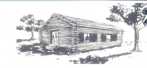 Rehoboth's first building