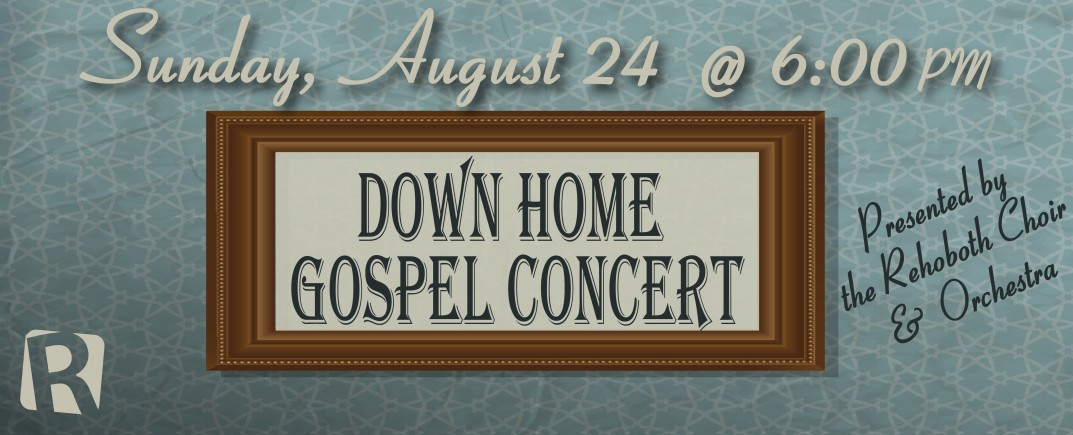 Down Home Gospel Concert