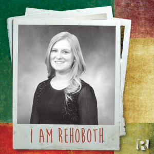 Shelby Brown has been attending Rehoboth since September, 2013.
