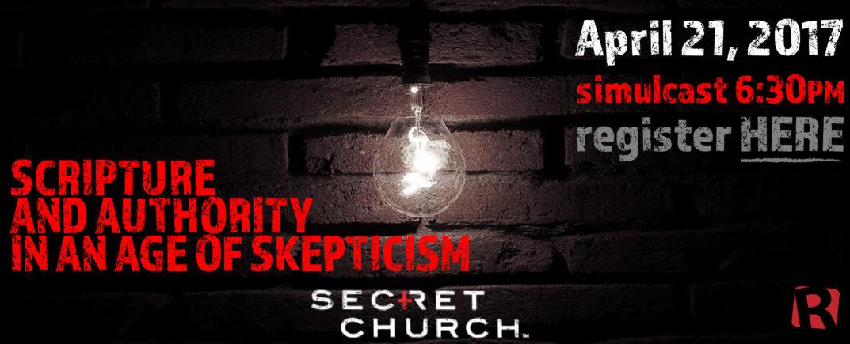 Secret Church 2017