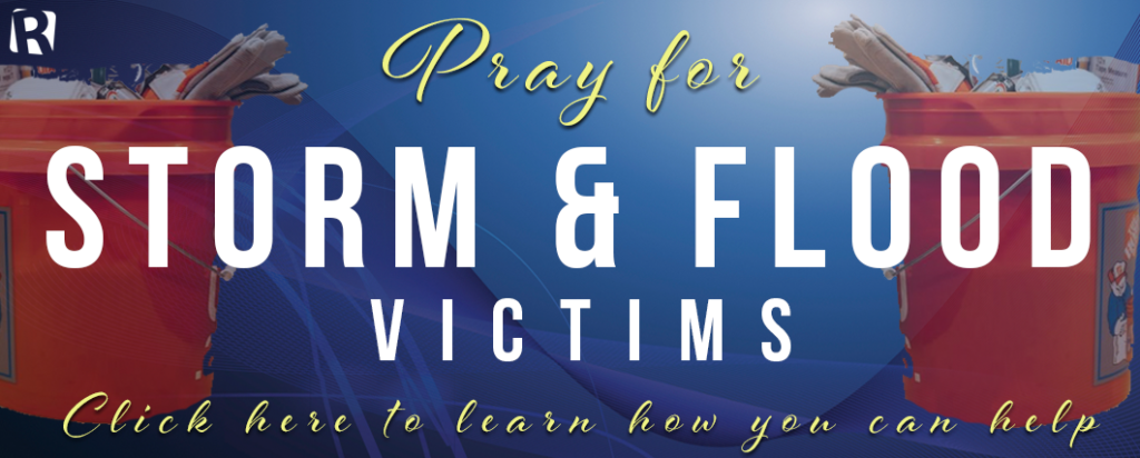 Help Storm and Flood Victims