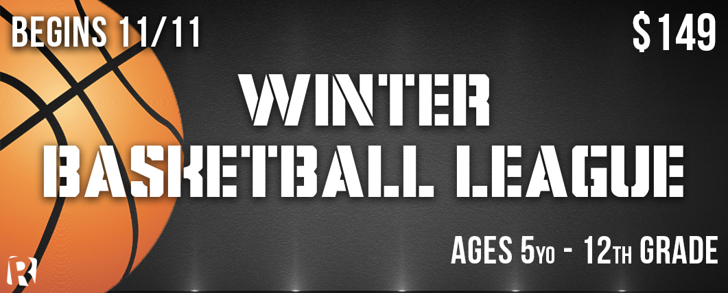 Winter Basketball League