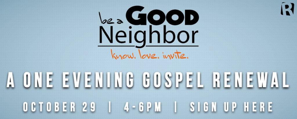 Gospel Renewal Night