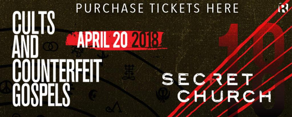 Secret Church 2018