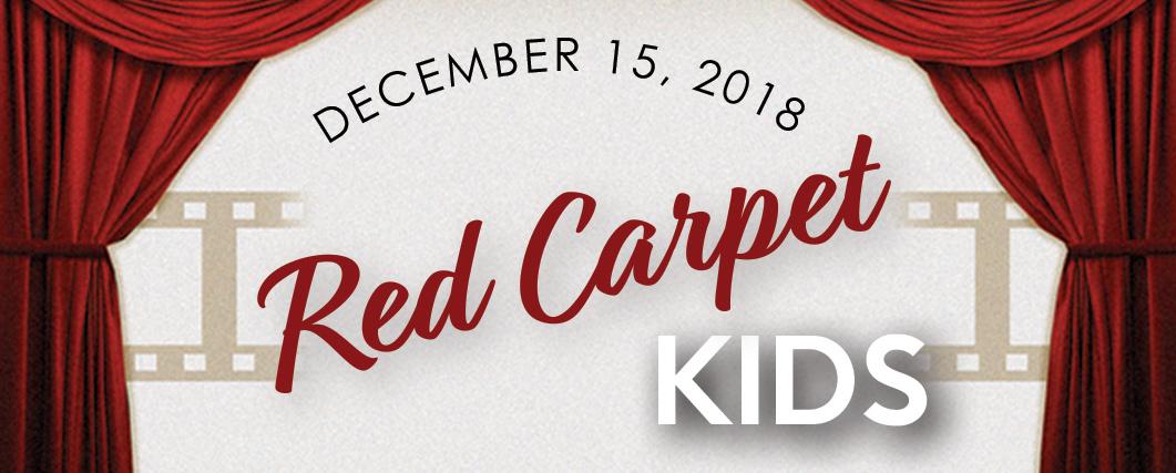 Red Carpet Kids 2018