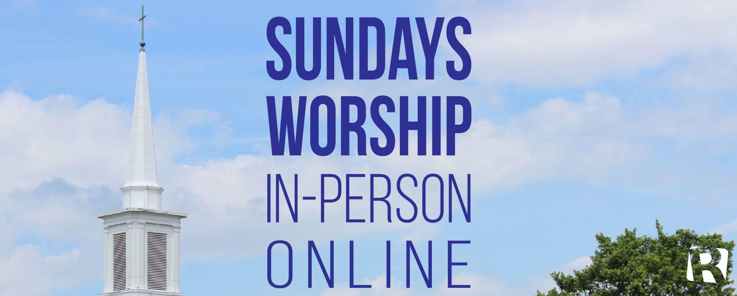 Sundays banner-01