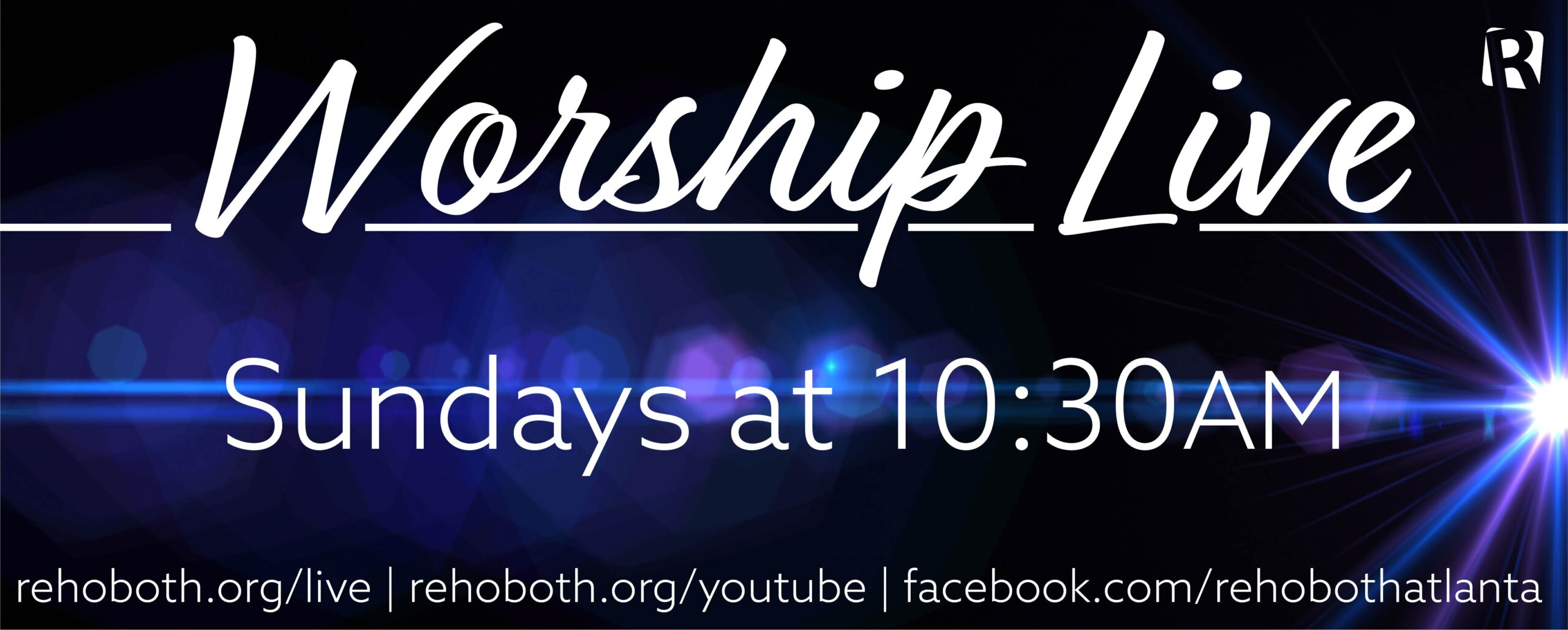 Worship live Sundays-01