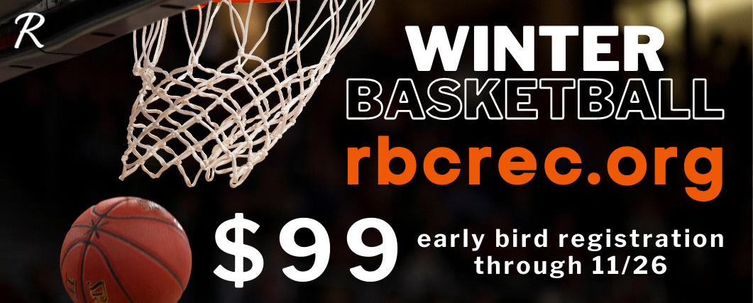 winter basketball – website